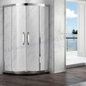 China Luxurious Frame Sliding Shower Enclosure wholesale
