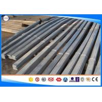 China DIN 1.7221 / 55Cr3 /5160 / SUP9 Hot Rolled Steel Bar Spring Steel Flat Bar Surface Black Or Machined wholesale
