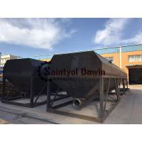 Quality 2017 New Design 40 Ton Horizontal Cement Silo with Competitive Price for sale