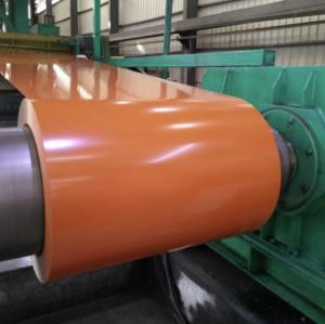 China Color Painted Aluminum Baffle Ceiling Grid Coil White Walnut Wood Grain wholesale