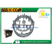 Buy cheap Round Shape Dancing Musical Water Fountain With Control Unit Customized from wholesalers