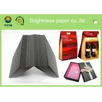 China Standard Size Two Side Grey Chipboard Paper Gray Paperboard For Making Gift Box wholesale