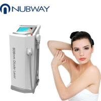 China Hot sale effective treatment  Diode Laser unwanted Hair Removal Machine for salon wholesale