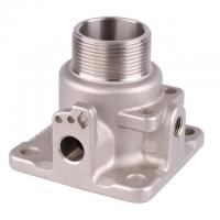 China GB Alloy Steel Precision Investment Castings Valve And Pump Spare Parts wholesale