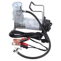 China 12V Single 200 Psi Vehicle Air Compressor Off Switch Chrome , Portable Air Compressor For Car wholesale