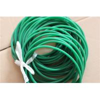 China Green High Tensile   Polyurethane Round Belt  For Industrial wholesale
