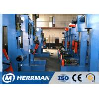 Buy cheap 2mm - 200mm Round Cable Rewinding Machine With Spark Testing Gantry Rail Walk Type from wholesalers