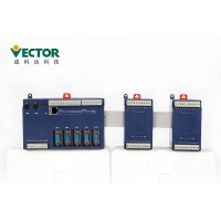 China Pulse Master Station DC24V 8 Axis Motion Controller Ethernet Motion Controller wholesale