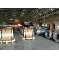 China Various Dimension Hot Rolled Steel Strip , SGCC/DX51-Z Steel Construction Materials on sale
