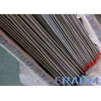 China Alloy C276 / UNS N10276 Nickel Alloy Cold Rolled Tube/Pipe 0.5mm - 20mm Wall Thickness wholesale