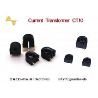 China Copper Wire Mini Current Transformer Inflammable Epoxy Resin PB Free Two Winding wholesale