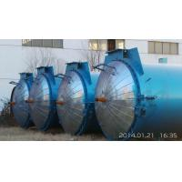China High Steam AAC Horizontal Autoclave Concrete for Pharmaceutical wholesale