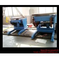 China Self-Adjustable Pipe Welding Positioner Vessel Loading 8 Ton T-slots For Clamping wholesale