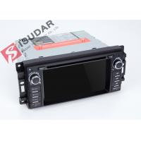 China GPS Navigation Radio Jeep Car Stereo Multimedia Player System With Rear Viewing Function wholesale