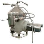 China Good Separation Disc Oil Separator For Skim Milk , Butter , Casein wholesale