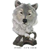 China Home Decorative Resin Fox Figurine (D24-70988) wholesale