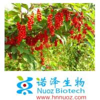 China Nuoz supply Fructus Schisandra Chinensis P.E. in Brown yellow /Schisandra Chinensis Extracts Schisandrol A 1% HPLC on sale