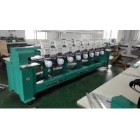 Quality Tubular Embroidery Machine / Computer Controlled Embroidery Machine 1000000 Stitches for sale