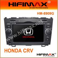 Quality 7''Car DVD GPS (DVB-T optional)special for Honda new CRV (2006-2011) for sale