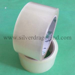 China Cristal transparent BOPP packing tape size 48mm x 100m wholesale