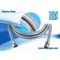 1 5m stainless steel shower hose for bath taps with narrow