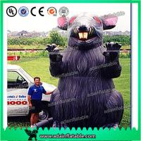 China 5m Heavy Duty PVC Inflatable Cartoon Characters Customized Rats For Parade wholesale