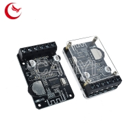 China 10W 15W 30W Stereo Bluetooth 5.0 Power Amplifier Board 12V/24V on sale