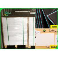 70gsm 80gsm Smoothness School Book Paper / Woodfree Paper Size 1000mm In Reels
