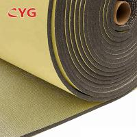 Quality 12 mm 15 mm 19 mm 25 mm One Side Adhesive  Aluminum Film PE / Polyolefin Foam for sale