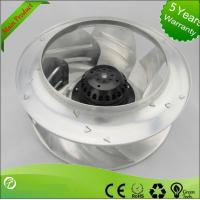 China Filtering Ffu EC Centrifugal Fans Sheet Aluminium 310mm 355mm 400mm Air Conditioning wholesale