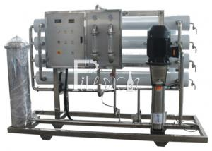China 8040 Membrane 8TPH Reverse Osmosis Water Treatment Machine on sale
