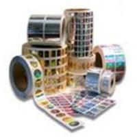China Rolled holographic sticker wholesale