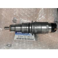 China Komatsu PC400-7 Excavator SA6D108E Engine Injector 6156-11-3300 6156-11-3301 wholesale