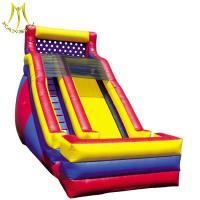 China Hansel   china import inflatable toys party games for kids inflatable slide wholesale
