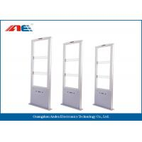 China Ethernet Communication Security Gates RFID Detection System EAS And AFI Alarm Function on sale