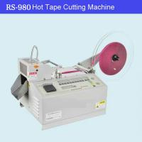 China Automatic Heat Cutting Car Seat/Safety belt webbing hot knife cutter on sale