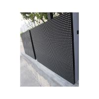 Buy cheap P10 SMD3535 Outdoor Full Color LED Display , Outdoor Led Billboards from wholesalers