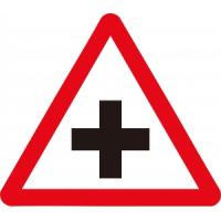 China Reflective triangle warning portable traffic signs,safety traffic signs wholesale