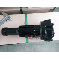 China Carburized 5'' - 156mm M50 DTH Bit Black For Well Drillling , High Air Pressure wholesale
