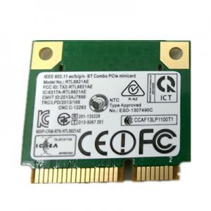 China Qcom ZQ802XRACB IEEE802.11 ABGN/AC 1T1R 2 Ant Combo Mini PCIe Wireless LAN Card + Bluetoot wholesale
