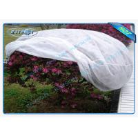 China Potted Plant Garden Weed Control Fabric For Cold - proof Protection wholesale