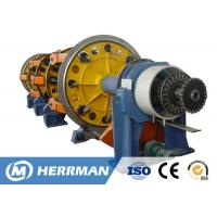 China Solid Conductor AAC ACSR Wire Cable Machine Aluminum Copper Planetary Type wholesale