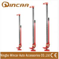 """China 20"""" - 60"""" Hi- lift Exhaust Air Jack 4X4 Off-Road Accessories  farm jack CE Approved wholesale"""