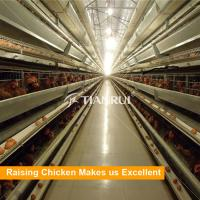 China High Quality Tianrui Design Morden Layer Chicken Farm Equipment wholesale