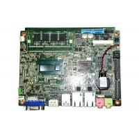 China 3.5 inch 6COM 2USB3.0 Embedded Motherboard Intel® Core G4 Haswell Soc i3 / i5 / i7 cpu wholesale