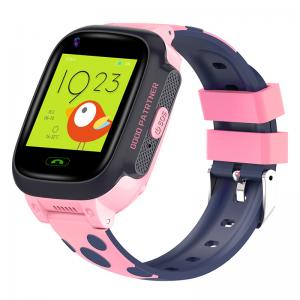 """China GPS WIFI LBS Positioning 1.33"""" Kids Touch Screen Smartwatch wholesale"""