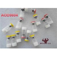 China Protein Peptide Hormones AOD9604 2mg/Vial Peptide AOD-9604 Anti-Aging and Fat Losing wholesale