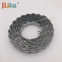 China Professional Perforated Metal Fixing Band For Hanging Pipes , All Round Fixing Band wholesale