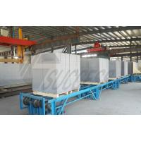 China Energy Saving Autoclaved Aerated Concrete Production Line Large Capacity wholesale
