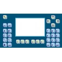 Micro Wave Oven Membrane Switch Panel With Custom Membrane Keypad
